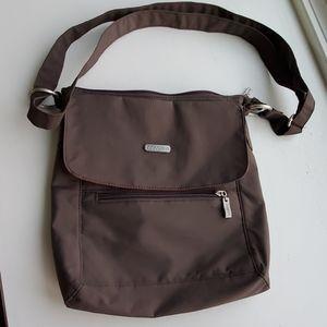Baggallini Brown crossbody purse